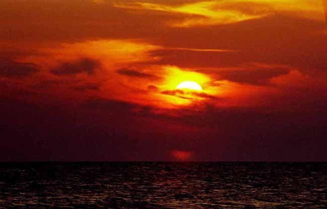 """Sunset on Lake Superior""...: Photo by Photographer Rita Nicholson"
