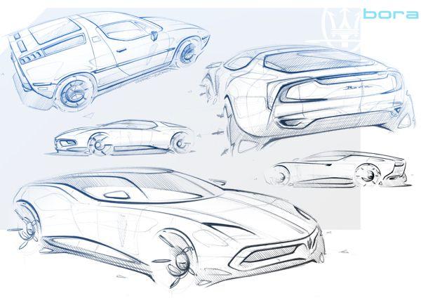 Maserati Re-design