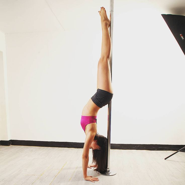 PDY - PoleMove - handstand