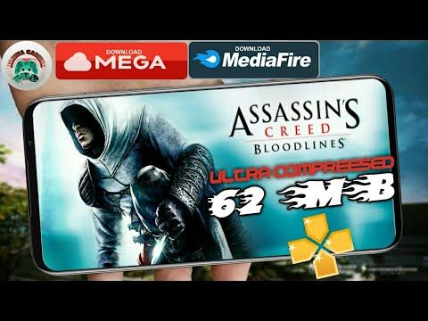 Assassins Creed Bloodlines PSP Terbaru ISO Download For