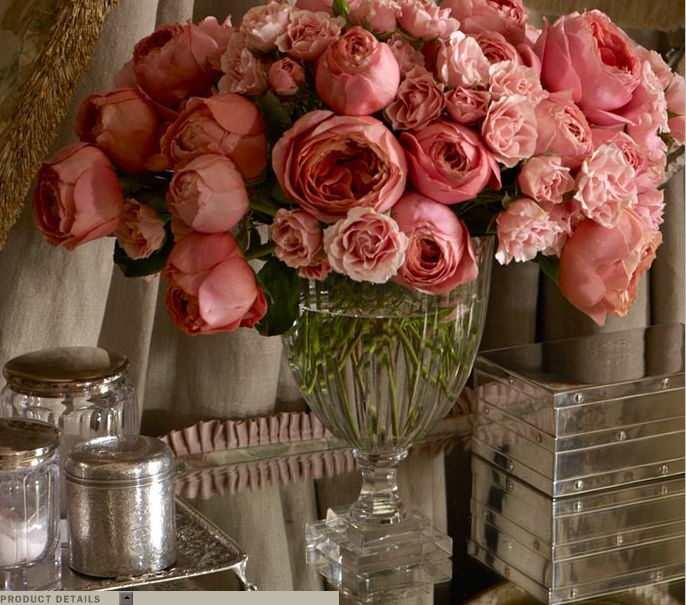Ralph Lauren Home The Heiress Collection Feminine Castle European Old World Heritage Rich French Formal Style