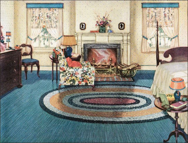1920s colonial furniture | became popular during the second half of the 1920s though the Colonial ...