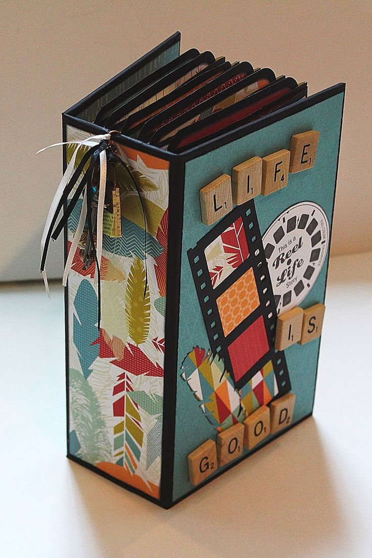 many mini albums in this blog