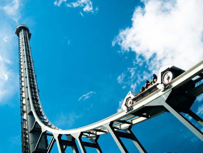 Dream World, Gold Coast, Australia. :)