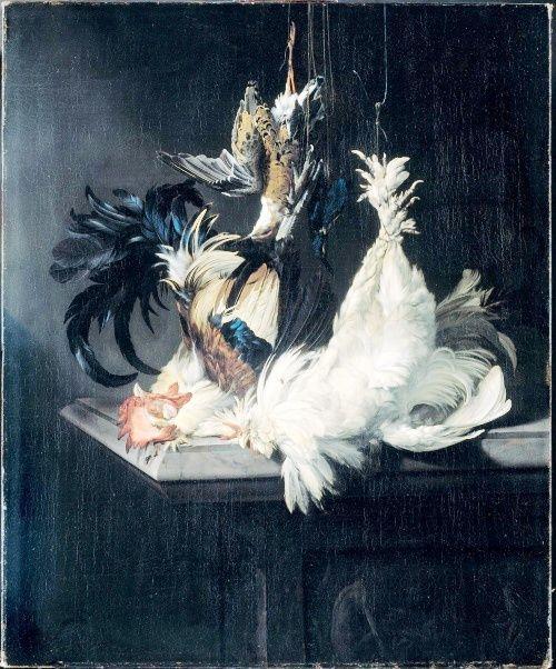 Willem van Aelst (1626-1683) Дания