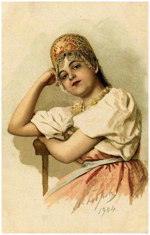 В. А. Бобров 1904 г.