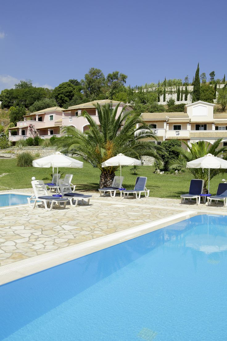 4 Stars Hotel In One Of The Most Beautiful Place Of Greece Corfuhotel Corfu Hotel Bella Mare