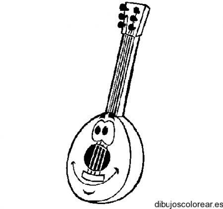 Ms de 25 ideas increbles sobre Dibujo de guitarra en Pinterest