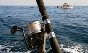 Groupon - Half-Day Fishing Trip for Two from Sally T. Charter Fishing Boat (71% Off)  in Norfolk. Groupon deal price: $23