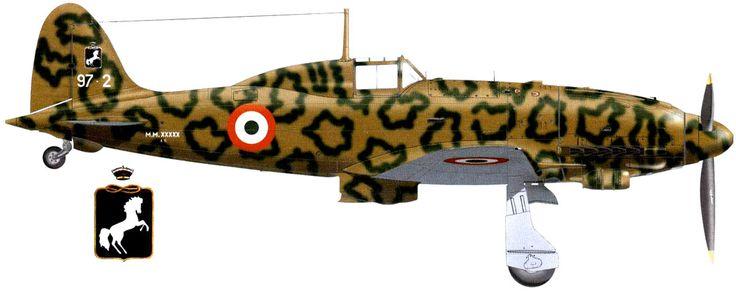 Macchi 205V