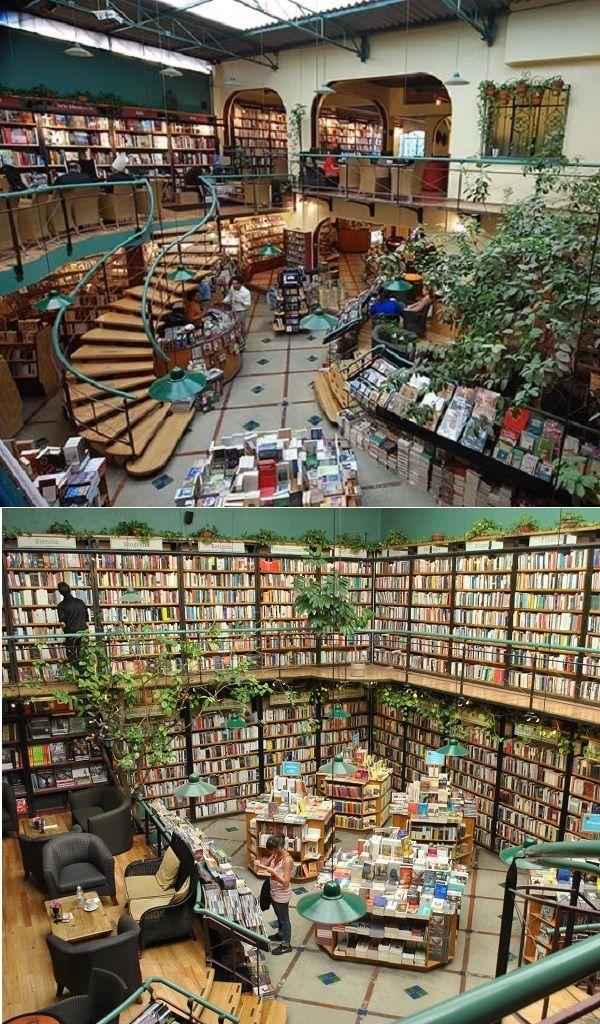 El Pendulo Bookstore, Mexico DF., Zona Rosa…