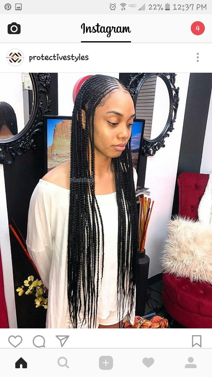 Best 25+ Scalp Braids With Weave Ideas On Pinterest  Natural Hair Braids,  Black Braids And Long Cornrows