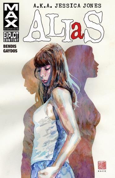 A.K.A. Jessica Jones - Alias Vol. 1