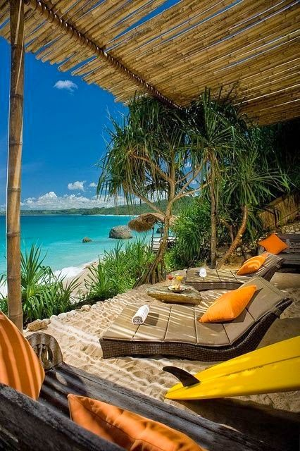 Bali the largest tourist destination in Indonesia,