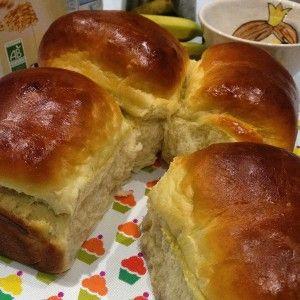 Brioche Hokkaïdo - Japonaise - Papa en Cuisine
