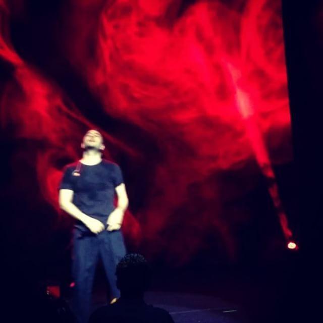 "4 Me gusta, 1 comentarios - • R • S • A • (@rleinadsa) en Instagram: ""#reik #tourdesamor #artista #musica #pop #mexico #concierto #acapulco #fiesta #supernoche #music…"""