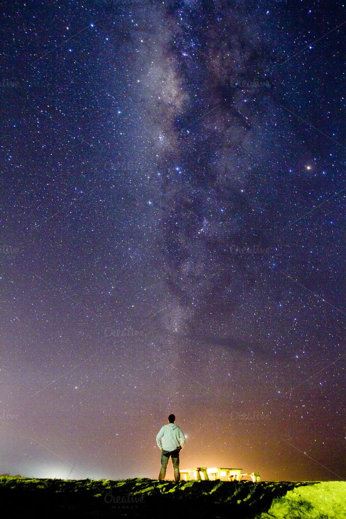 Check out Milky Way by tujuhbenua on Creative Market