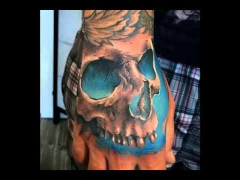 Татуировки 3D Tattoo. Объемные тату