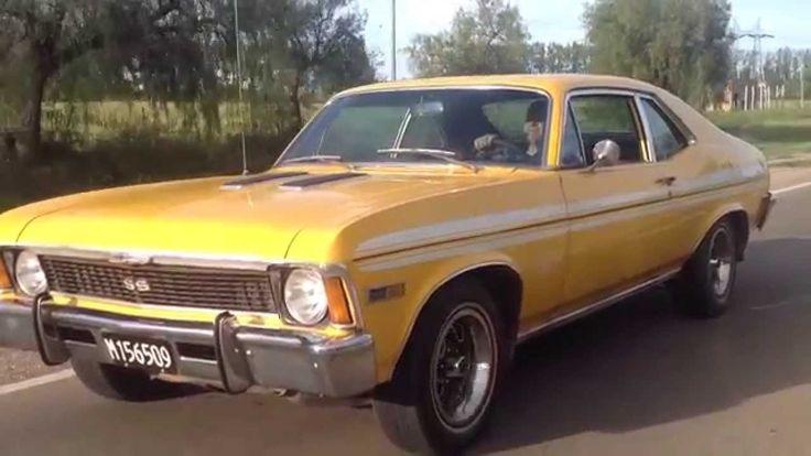 En Marcha 02    Chevy SS serie II del año 1974