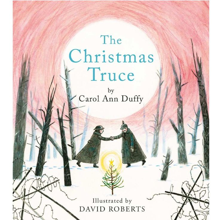 Down at the front, on a cold winter's night in 1914, amidst the worst war the world had ever seen, an inexplicable silence spread from man to man. Belief was in the air. Then the soldiers ceased fire and the magic of Christmas took hold... Carol Ann Duffy's brilliant new poem celebrates the miraculous truce between the trenches, when enemy shook hands with enemy, shared songs, swapped gifts, even played football, and peace found a place in No Man's Land.