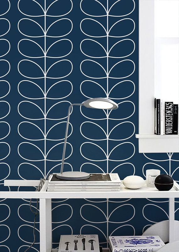 Selfadhesive Peel and stick vinyl wallpaper Leaf by Betapet