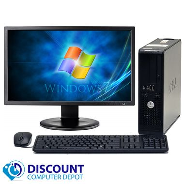 Discount Computer Depot: Refurbished Desktop and Laptop deals. Many brands including dell refurbished PCs.