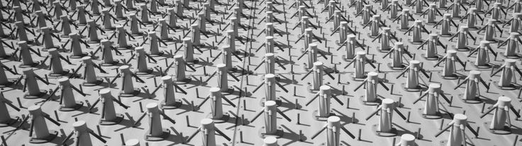 AN/FPS-115 Phased Array Radar located in Cape Cod MA [3840x1080]
