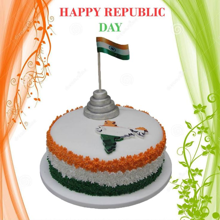 HAPPY REPUBLIC DAY!! Make your Republic Day special with Dales Eden Cakes & more..