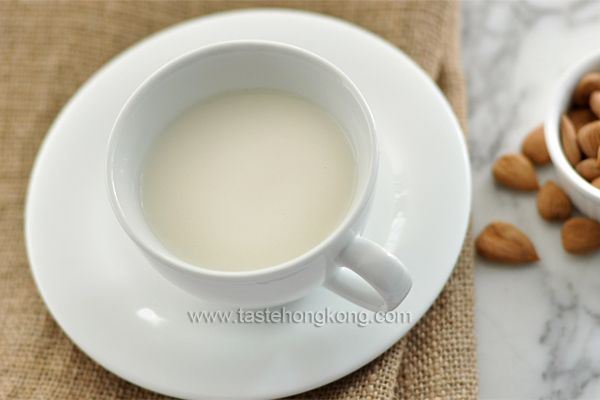 Chinese Almond Tea Recipe