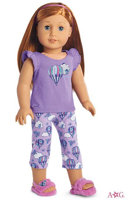 Dream Pajamas for Dolls