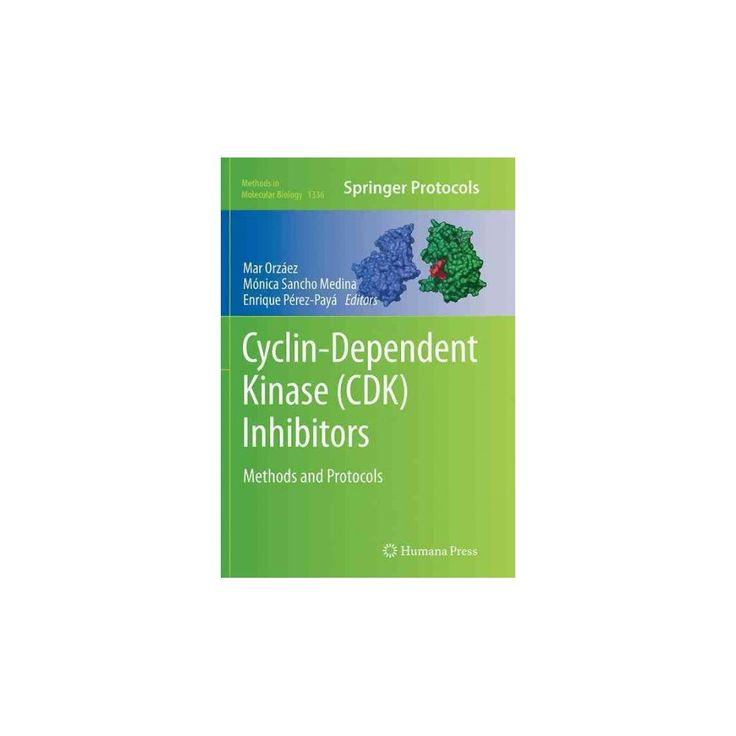 Cyclin-dependent Kinase Cdk Inhibitors : Methods and Protocols (Reprint) (Paperback)