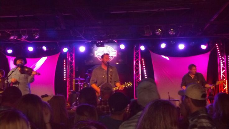 Reckless Kelly, Grizzly Rose, Denver, CO, 1/10/14.