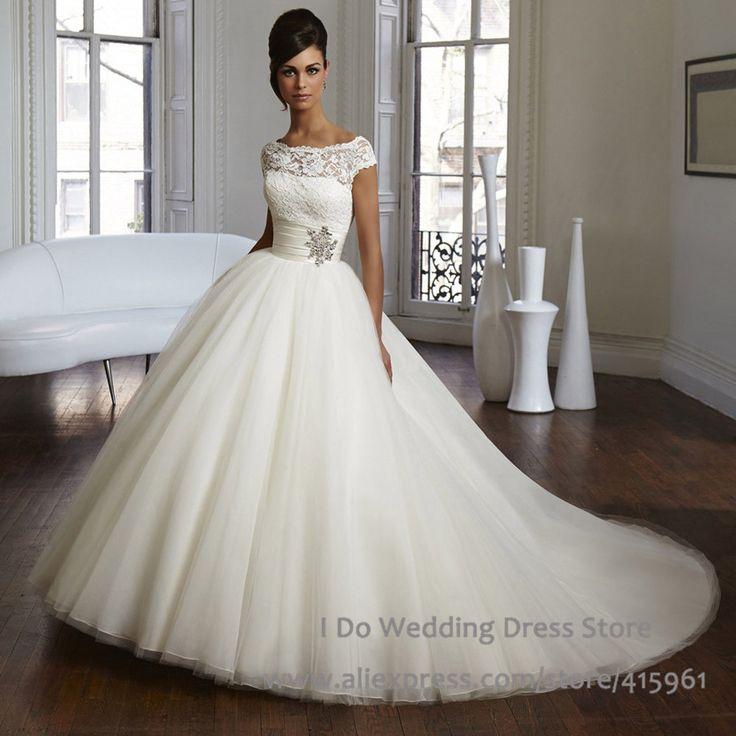 28 best Couture Wedding Dresses images on Pinterest | Wedding frocks ...