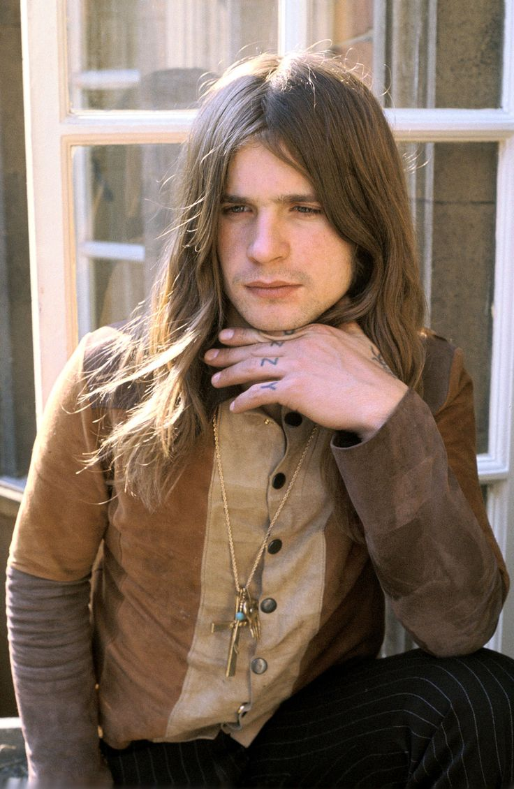 Ozzy  1974
