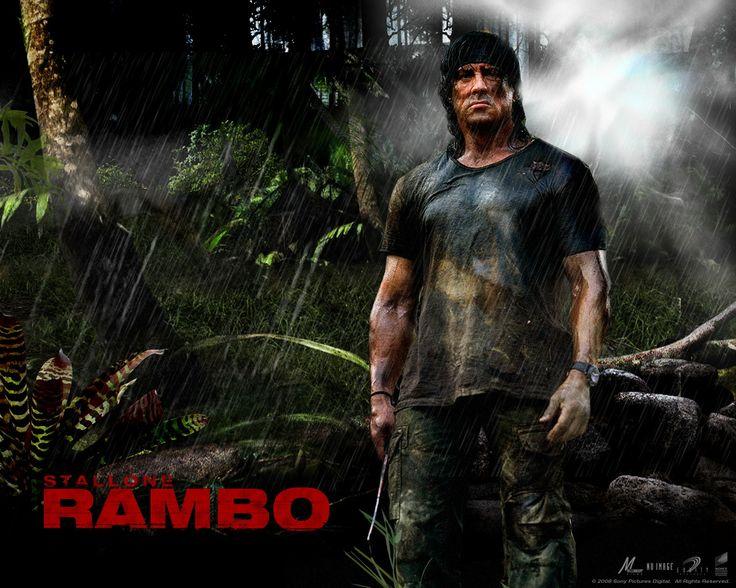 John Rambo Movie