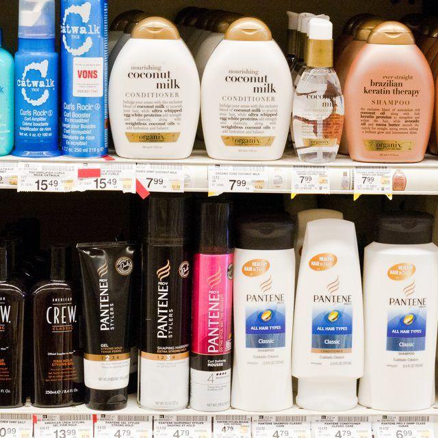 Names of Mild Shampoos