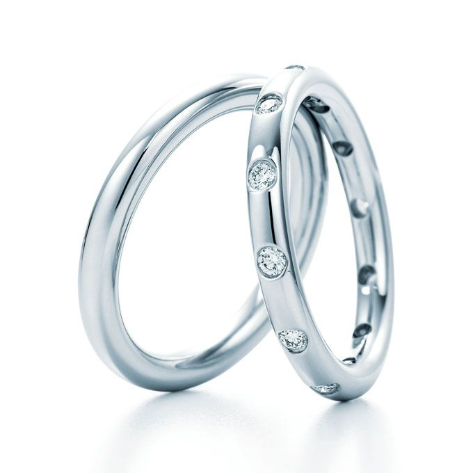 Trending Platinum Wedding Rings for Women