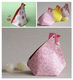 cocotte de paques / Easter