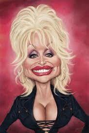 Dolly Parton By David Alex