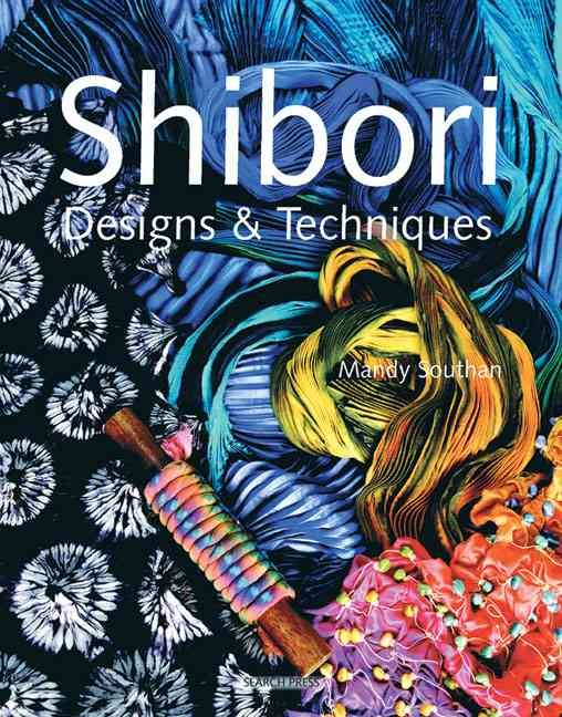 Going beyond the traditional blue and white to create fabrics in a fabulous array of colors, patterns, and textures, this delightful collection demonstrates how shibori techniques such as binding, han