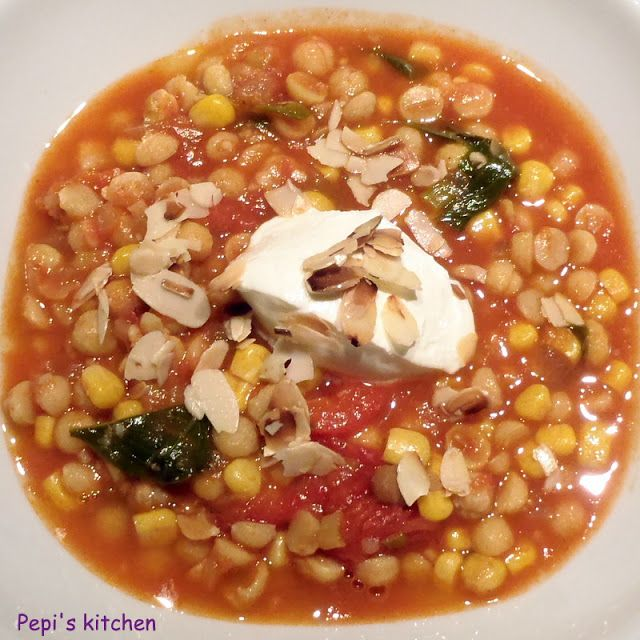 Vegetarian chilly