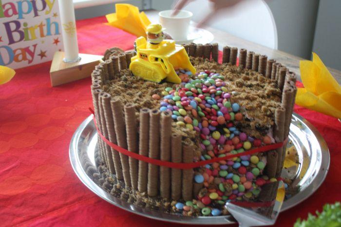 Paw-Patrol -cake