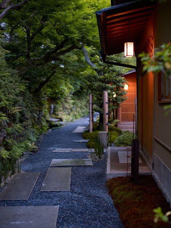 // Hoshinoya Kyoto, Japan Designed by Azuma Architects. Photography by Jonathan Savoie