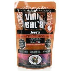 Jeera - Rustic Indian Curry Sauce - Vini and Bal's