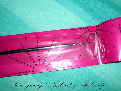 •·.· ́ ̄`heavywings can fly ̄`'·.·•: Star Nails - The Detailer Brush - Capello Point