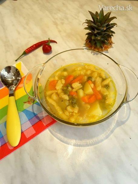 Lahodná zeleninová polievka - Recept