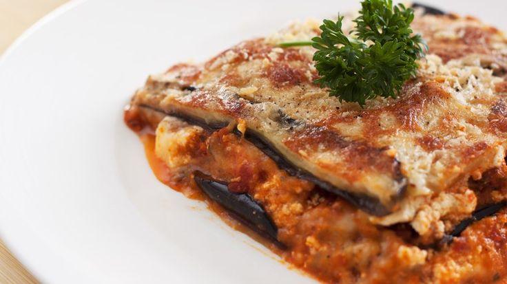 Aprenda a fazer uma lasanha de berinjela deliciosa - Massas - iG