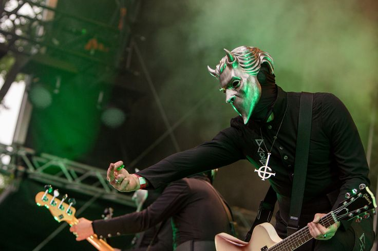 Ghost Bergenfest 2016