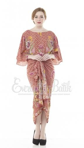 CA.21172 Talisa Batik Paris Catalog www.everlastingbatik.co.id