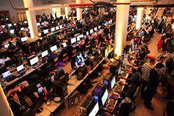 Lan-ÉTS-2014: plus de 1 000 amateurs et professionnels de jeux vidéo ont participé à la plus grande compétition de jeux vidéo du Canada et de l'est de l'Amérique du Nord.